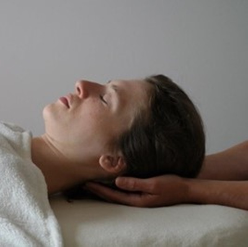 Cranio-Sacrale-Therapie - Heilpraktikerin Marion Welz
